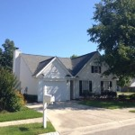 """Ms. Marcia's CertainTeed Landmark Georgetown Gray Shingle Roof"""