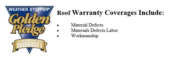 What does the golden pledge warranty include? GAF Golden Pledge Warranty